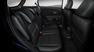 Honda HR-V, The HR-V interior was designed to accommodate. From five passengers to copious amounts of cargo space, the inside of the HR-V is truly outstanding.