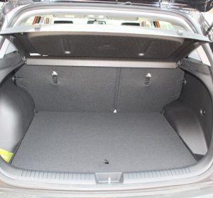 Hyundai Creta website interior rear view