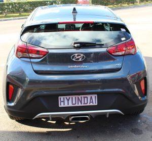 Hyundai Volester website rear view