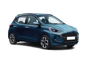 Hyundai Grand i10 diagional