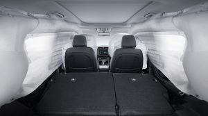 Hyundai Creta 2021, Six airbags, dual front airbags, front seat side-impact and side curtain airbags take the safety of the vehicle to new level.
