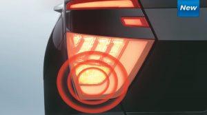 Hyundai Creta 2021, Rear light, Emergency Stop Signal