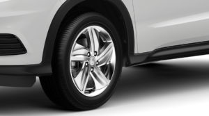 Honda HR-V, Add some wow with these 17-inch Alloy Wheels. They look great and set you apart from the crowd.