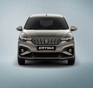 Suzuki Ertiga 2021 Front View