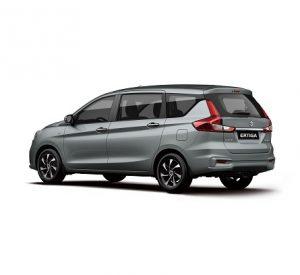 Suzuki Ertiga 2021 Rear View