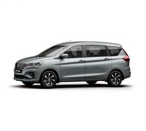 Suzuki Ertiga 2021 Side View
