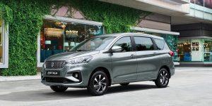 Suzuki Ertiga 2021 scenic view
