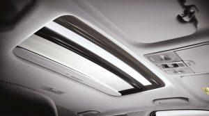 Hyundai i20 electric sunroof