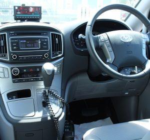 Hyundai H-1 Taxi