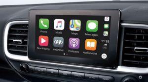 "HYUNDAI VENUE carplay 8"" multimedia touchscreen"