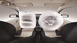 HYUNDAI ATOS front Dual Airbags